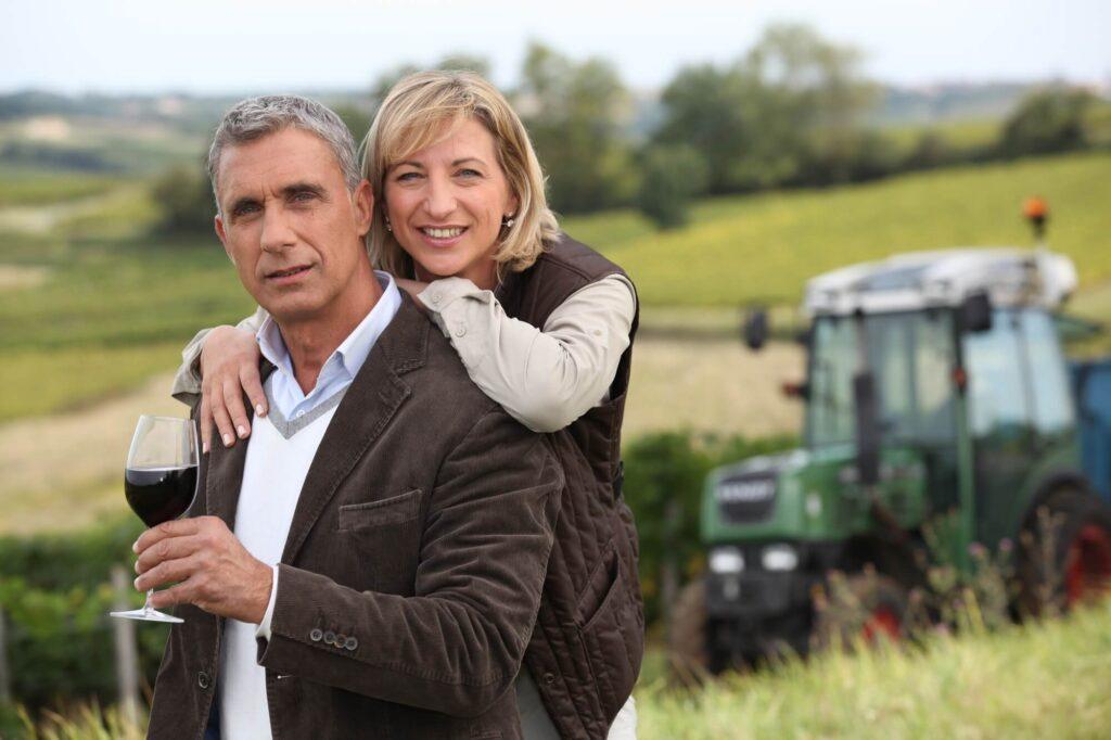 stworzyć relację dla rolnika
