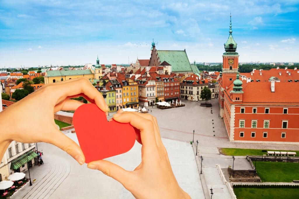 romantyczna Warszawa