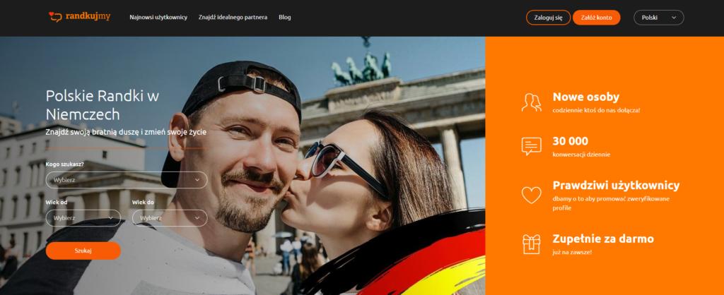 randkujmy.de serwis randkowe w Niemczech