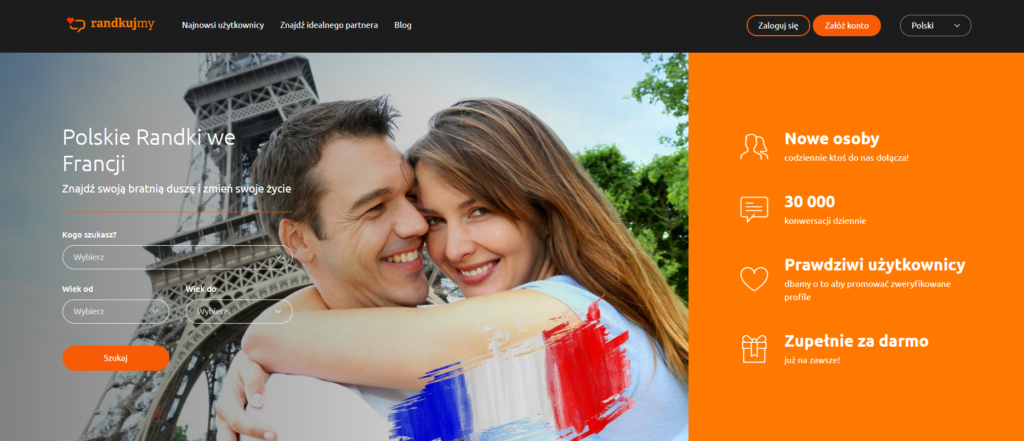 randkujmy.fr serwis randkowe we Francji