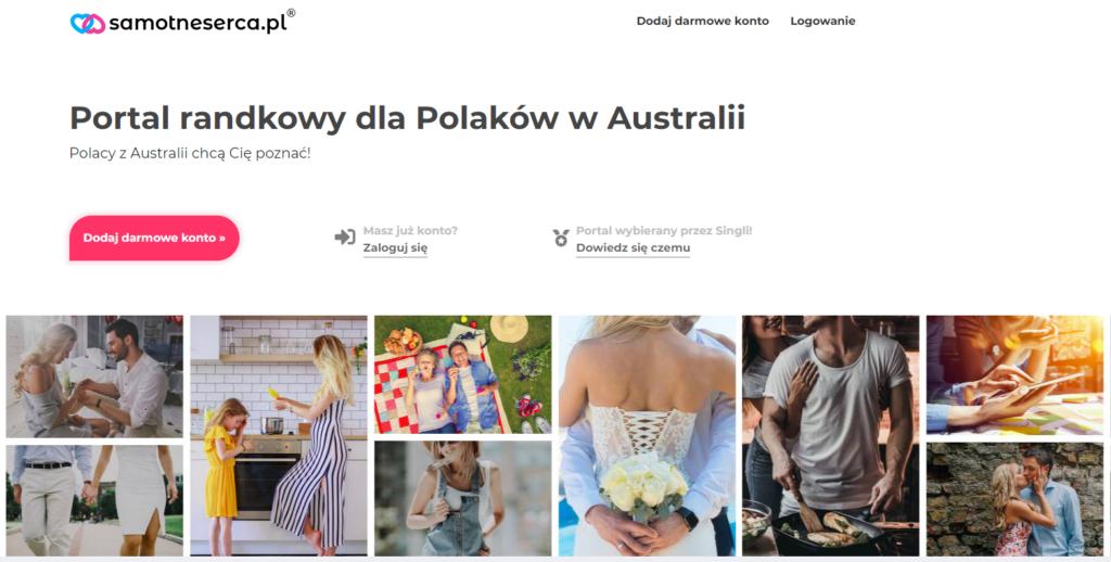 samotneserca.pl/australia/ serwis randkowe w Australii