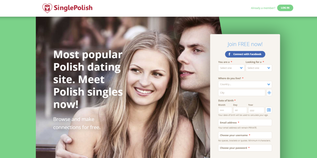 singlepolish.com serwis randkowe w USA